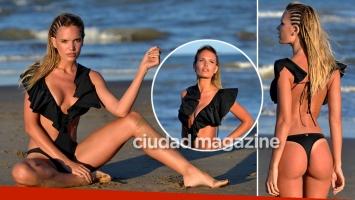 Las fotos de Eva Bargiela, una diosa soltera en Pinamar: No me gusta salir en una cita solos; primero prefiero conocer...