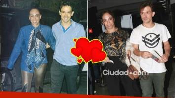 Ernestina Pais y su deseo de convertirse en madre nuevamente junto a su novio, Franco Aner (Fotos: revista Gente y Ciudad Magazine)