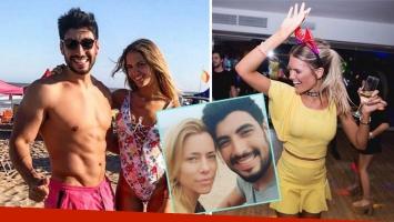 El costoso regalo de cumpleaños de Facundo Moyano a Eva Bargiela, ¡en plena crisis con Nicole Neumann!