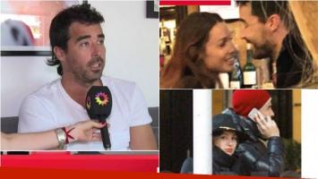Nacho Viale habló de su breve romance con Pampita: No me arrepiento de nada