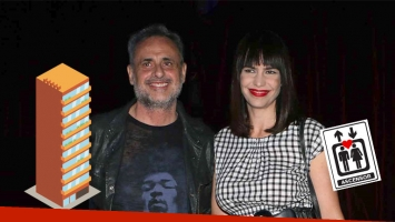 Jorge Rial apuesta a la convivencia con Romina Pereiro