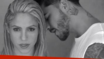 Shakira y Maluma estrenaron el video de su canción Trap