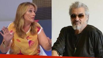 Carmela Bárbaro y Roberto Pettinato