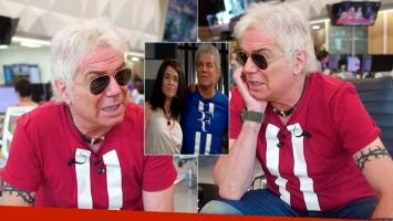 Beto Casella visitó la redacción de Ciudad: mirá la entrevista