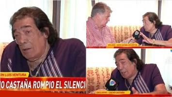 Cacho Castaña habló de su estado de salud tras sus polémicos dichos: Antes de esto estaba sin oxígeno y tuve que...