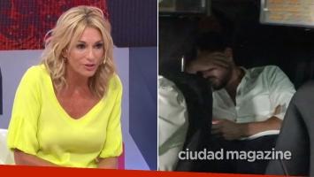 El exabrupto en vivo de Yanina Latorre sobre Facundo Moyano