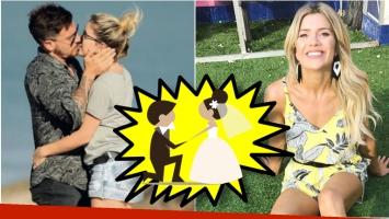 La divertida aclaración de Laurita Fernández tras decir en una tapa de revista que se quiere casar con Fede Bal (Fotos: Instagram)