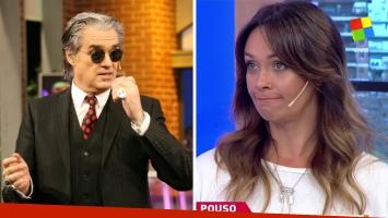 El crudo relato de Josefina Pouso sobre su experiencia con Roberto Pettinato