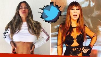 Fuerte respuesta de Jimena Barón, luego de que Moria Casán la tratara de lesbiana tapada: Si fuera, sería la...