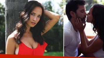 Camila Cavallo deslumbró con su escotazo, y Mariano Martínez la halagó. (Foto: Instagram)