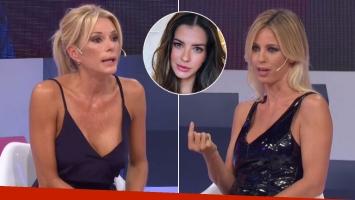 China Suárez, ¿jurado de ShowMatch a poco de dar a luz?: tenso cruce de Yanina Latorre y Rocío Guirao