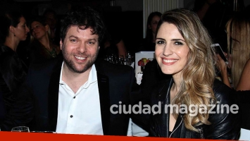 Guido Kaczka se casa con Soledad Rodríguez