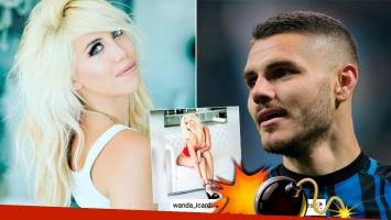 La pícara indirecta de Wanda Nara a Mauro Icardi por dejarla de seguir en Instagram