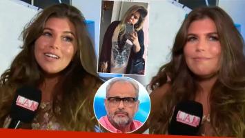 Loly Antoniale habló del intercambio de mensajes con Morena Rial