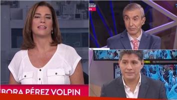 Nelson Castro y Guillermo Lobo hablaron de la inesperada muerte de Débora Pérez Volpin