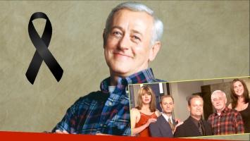 Murió John Mahoney, el actor que hacía de padre en la serie