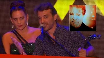 La reacción de Pedro Alfonso luego del papelón de los Premios Carlos: dieron por muerto a Mario Pasik