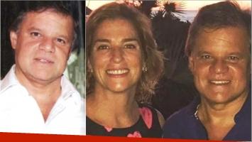 La denuncia de Quique Sacco tras la muerte de Débora Pérez Volpin (Fotos: Web)