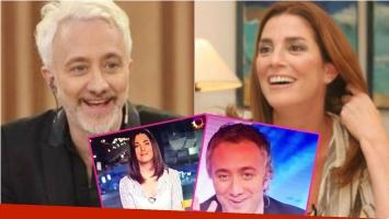 El divertido recuerdo de Andy Kusnetzoff con Débora Pérez Volpin