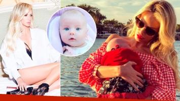La respuesta de Luciana Salazar tras las críticas por subrogar un vientre para ser mamá