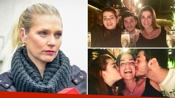 Melina Fleiderman, quebrada al hablar de los hijos de Débora Pérez Volpin