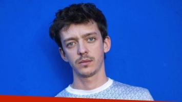 El actor Nahuel Pérez Biscayart ganó el premio Lumiere en Francia (Foto: Web)