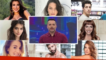 Los famosos convocados para Bailando 2018