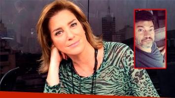 Marcelo Funes, exmarido de Débora Pérez Volpin