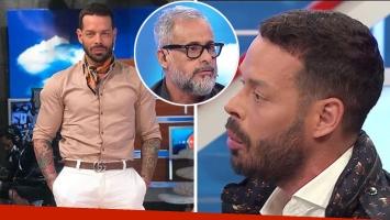 Mariano Caprarola se confesó en Intrusos: Saben las veces que me encerré en mi casa y me pregunté por qué nací...