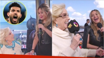 La pregunta en vivo de Mirtha Legrand que incomodó a La Princesita (Fotos: Capturas y Web)