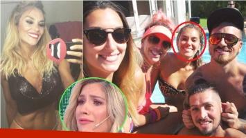 Conocé a Becky Vázquez, la señalada como tercera en discordia en la relación de Fede Bal y Laurita Fernández (Fotos: Instagram y Web)