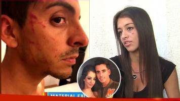 Guillermo Ardohain denunció a Vicky Garay por violencia de género