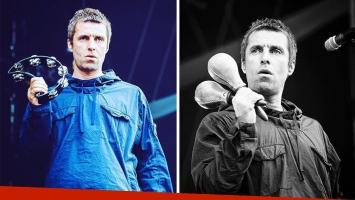 El ex Oasis Liam Gallagher vuelve a la Argentina por duplicado. (Foto: Instagram)