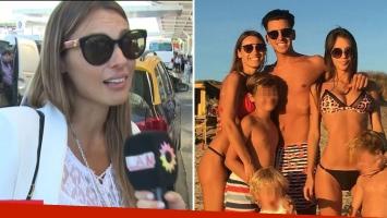 Pampita habló del escándalo de su hermano con Vicky Garay