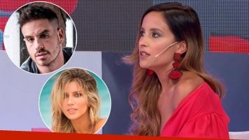 Picante análisis de Lourdes Sánchez sobre la separación de Fede Bal y Laurita Fernández