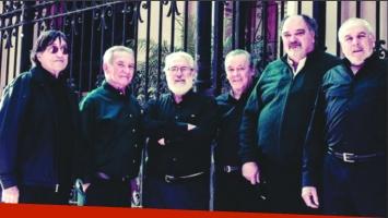 El grupo Quinto de Cantares regresa luego de 46 años (Foto: Web)