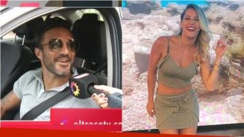El divertido comentario de Fabián Cubero en LAM: Todavía no la pude besar