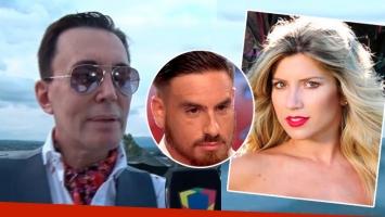 Polino, sin filtro sobre la separación de Laurita Fernández y Fede Bal