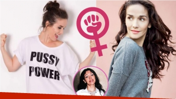 Escuchá Como Marea, la cumbia feminista de Natalia Oreiro