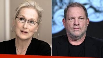 Meryl Streep no quiere que sus palabras sirvan de defensa de Harvey Weinstein