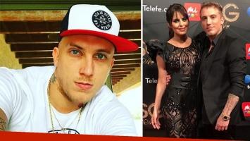 Guido Zaffora aseguró que el Polaco y Silvina Luna estaban separados, y el cantante lo desmintió en vivo