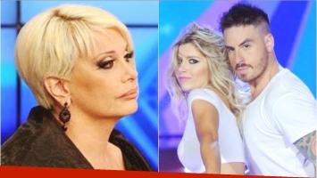 Carmen Barbieri, contundente con la relación de Fede y Laurita (Fotos: Web)