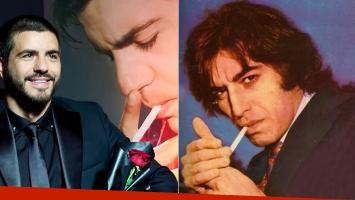 Marco Antonio Caponi será Sandro en la serie de Telefe: entrevista exclusiva