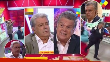 Escándalo en Infama entre Luis Ventura y Silvestre