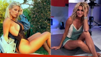 Sol Pérez, enojadísima con Yanina Latorre