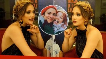 Entrevista exclusiva con Ángela Torres: Siempre le digo a mi novio que él es como mi duende mágico.