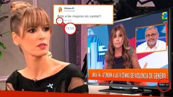 El sugerente tweet de Viviana Canosa