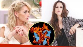 Fuerte idea y vuelta de Yanina Latorre con Luli Fernández en Twitter (Fotos: Web)