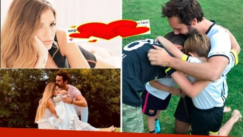 El dulce mensaje de China Suárez a Vicuña: Ver cómo te aman tus hijos me hace amarte más; nuestro superhéroe