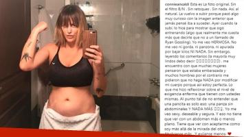 Connie Ansaldi, tras las críticas femeninas: Tienen un nivel de exigencia enfermo con ustedes mismas